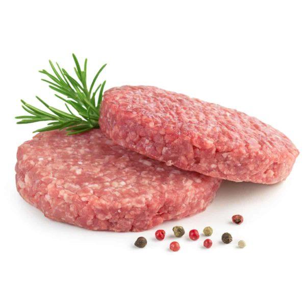 Rindfleischburger roh 180 g