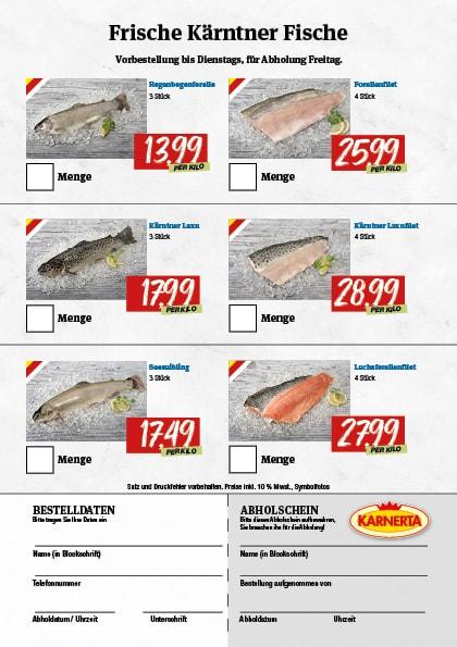 KARNERTA Frisch Fisch Sortiment